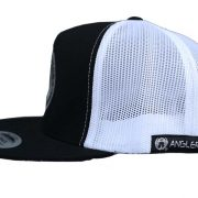 TRUCKER AUTHENTIC BLK-WHT2