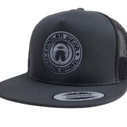 TRUCKER AUTHENTIC CHARCOAL1