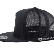 TRUCKER AUTHENTIC CHARCOAL2